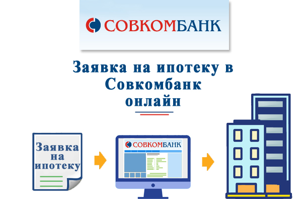 Как подать заявку на ипотеку в Совкомбанк онлайн?